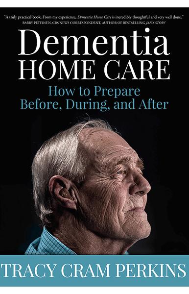 Dementia Home Care Book Cover