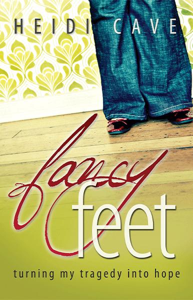 Fancy Feet Book Cover